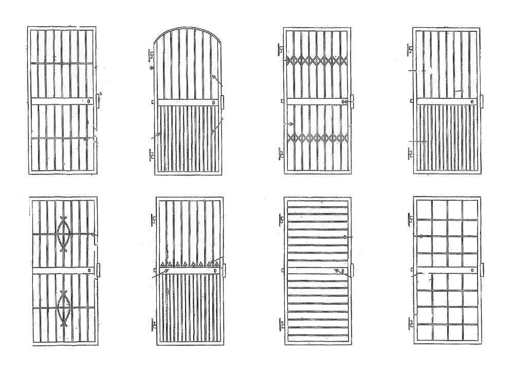 Designs – Safety Gates | FS Welding Works